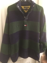 Tommy Hilfiger fleece pullover men's Surrey, V4N