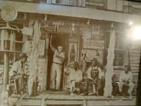 Old time picture Easley, 29640