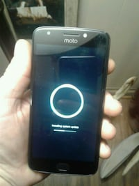 black moto android smartphone Kingsport, 37660