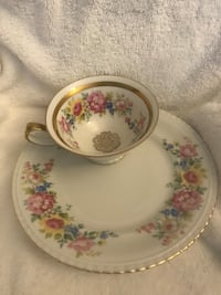 Vintage Paul muller Bavaria cup and small plate Laval, H7W 2J3
