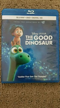 The Good Dinosaur Movie (DVD & Blueray) Chula Vista, 91913