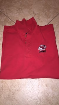 Men's XL Kansas City Chiefs clothing lot  Kissimmee, 34746