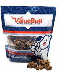 ValueBull USA Roasted Beef Lung Dog Treats food Redwood City, 94063