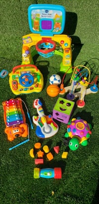 Baby To Toddler Learning Toys All Work Batteries I