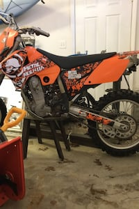 Dirtbike Sutton, 01540