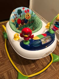 Baby Einstein walker New York, 10033