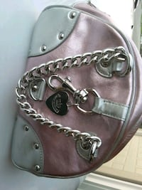 Genuine Juicy Couture chain purse, Almost new Folsom