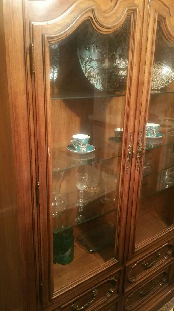 Used 1971 Antique Thomasville China Cabinet for sale in ...