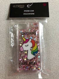 Brand New Unicorn IPhone 6/7 Case $4 FIRM Trenton, K8V 2X4