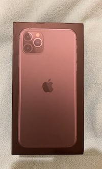 iPhone 11 MAX PRO - New - Open Box - Paid Off - Unlocked in 38 Days Alexandria