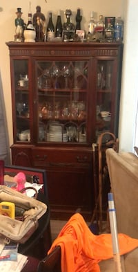Antique China Cabinet/Duncan Physe Ocean Springs, 39564