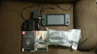 Nintendo Switch + two games Orangeville, 84537