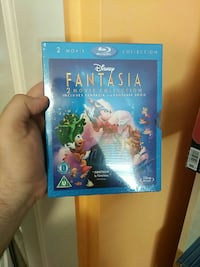 Disney Fantasia blu ray 2 movies Surrey, V4N 5T9