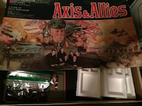 Axis and Allies board game League City, 77546