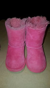 Toddler Ugg Bailey Bow Boot.