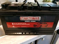 "LIKE ""NEW"" CAR Battery (barely used) Toronto, M1H 2E9"