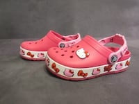 HELLO KITTY CROCS     ASKING $18.00   Hagerstown