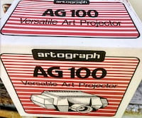 Artograph AG 100 Ag100 Art Tracing Projector  Woodstock, 22664