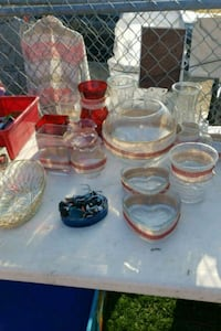 clear glass jars with lids Redlands, 92374