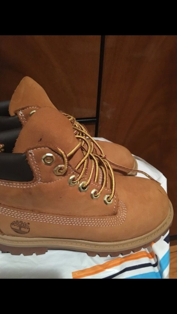 Toddler timberland boots 8