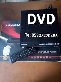 PİRANHA DVD VCD CD PLAYER Düzce Merkez