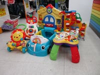 Fisher Price toys for infants Etobicoke