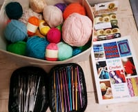Crochet kit, everything included Winnipeg, R3B 0T4