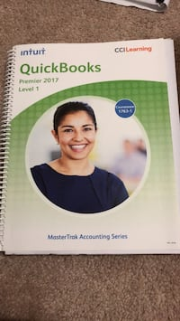 Quickbooks book CCI learning. Toronto, M3L 0G6