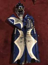 Reebok street hockey goalie gear Halifax, B4E 3G7