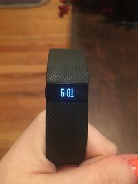Black Fitbit Charge HR Chicago, 60657