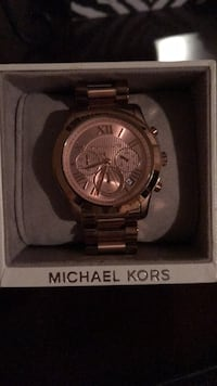 Rose Gold Michael Kors Watch! NEEDS TO GO!  Aurora, L4G 5G3