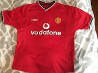 Manchester United soccer jersey Catonsville