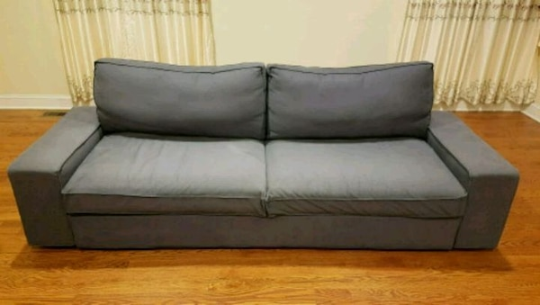 Sleeper Sofa Bed With Dual Storage Compartments Usado En Venta En