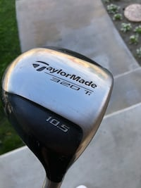 black and gray TaylorMade golf club Palm Desert, 92211