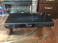 black and gray TV stand Innisfil, L9S
