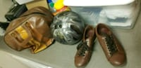 pair of brown leather cowboy boots Tulsa, 74127