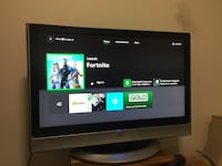 Xbox one with tv  Victoria, V8Z 0A7