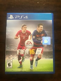 PS4 FIFA 16 Game Markham, L3R