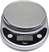 NEW Food Scale.
