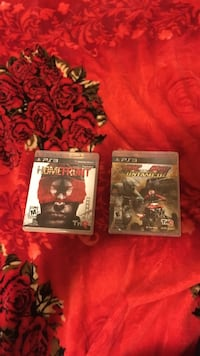 2 ps3 games $10 each Calgary, T3J 4R2