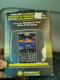 Swap Powermat Wireless chargers for Blackberry, ip Montreal, H3G