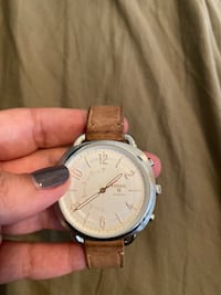 Fossil smart watch / only needs a battery change/ perfect condition Toronto, M3A 2E5