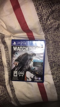 Watch dogs for PS4 Coquitlam, V3B 3P5