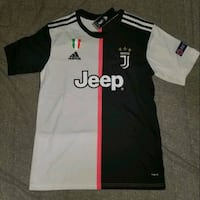 Juventus Cristiano Ronaldo Soccer Jersey Chevy Chase