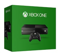 Xbox One With Controller Burlington