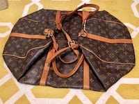 Used Louis Vuitton Monogram Duffel Bag Reston, 20191