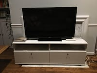 TV Stand with 2 drawers Washington