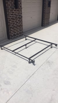 Bed frame Queen/Full/Twin Johnston, 50131