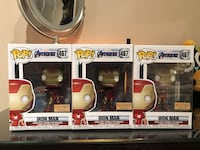 Funko Pop! Iron Man End Game (Box Lunch Exclusive) Vaughan, L4H 1X4