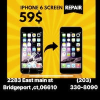 Phone screen repair Bridgeport
